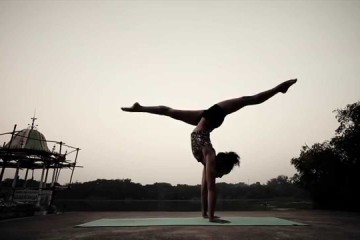 Невозможное — Аштанга йога | The Impossible Ashtanga Yoga by Laruga Glaser