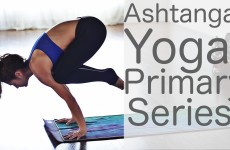1 1/2 Hour Ashtanga Yoga Primary Series with Jessica Kass and Lesley Fightmaster