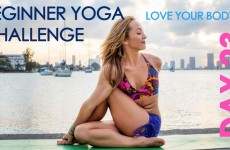 Day 23 Beginner Yoga Challenge — Love Your Body