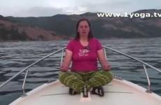 Йога для начинающих с Людмилой Липень