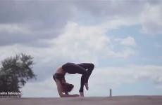 Йога на Крыше в Москве. Аштанга виньяса flow. Yoga Sasha.