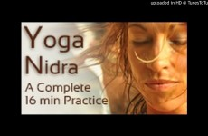 Йога нидра (16 мин) — Марианна Горошетченко