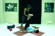 Парная йога КПП от школы йоги «Ваджра»