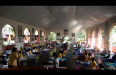 Prahaladji's Sivananda Yoga Session Feb 2014