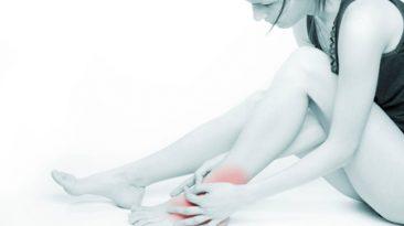 голеностопный сустав - безопасность при занятиях йоги