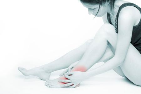 Травмобезопасность в йоге при работе с голеностопными суставами