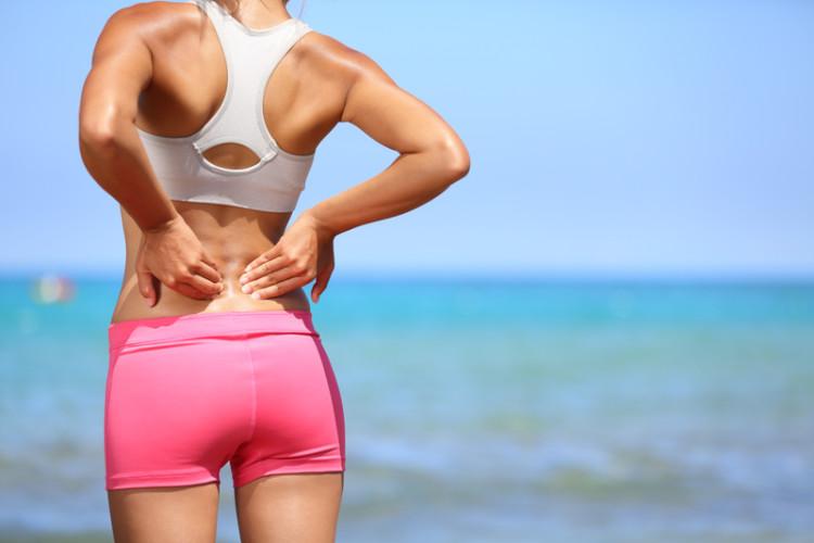 Травмобезопасность в йоге при работе с поясничным отделом позвоночника