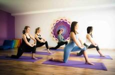йога первый раз в первый класс