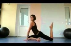 3D Скручивания. Йога для живота и всего тела.