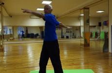 Фитнес  для  пожилых .