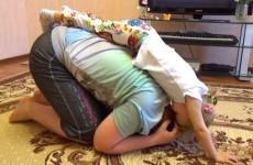 Йога Челлендж развлечение для детей !!! Yoga Challenge entertainment for children