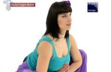 йога для беременных с Еленой Якименко