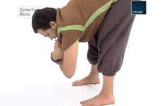 Йога для мужчин кастинг жизненный баланс Денис Бучма