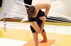 Йога для начинающих  Урок 19 Выпады, замки, мосты, прогибы