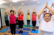 Йога для пожилых!