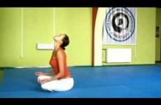 Йога для Шеи и Поясницы. Коррекция Осанки | Летающая Йога Тани Хван