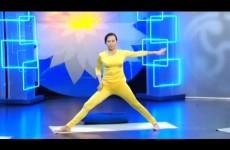 Йога для женщин. Курс для начинающих Бородаенко Татьяна 01