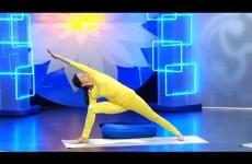 Йога для женщин  (Урок №5)