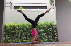 Силовая йога для развития гибкости. Продвинутый уровень.