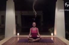 Yoga для обычных женщин — видео-урок (пятница)