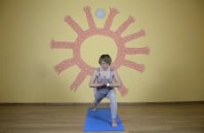 Ваджра йога КПП — Утренний комплекс