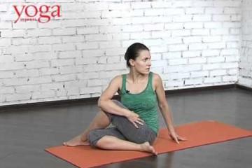 Дживамукти-йога. Позы стоя.