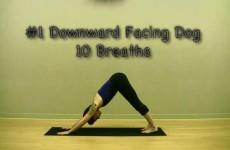Дживамукти йога, короткий 10-минутный комплекс.