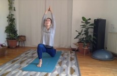 Jivamukti Yoga class (60 min.)
