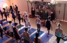 Мастер-класс по Дживамукти йоге (150 минут).
