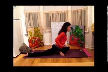 Последовательность Дживамукти йоги (25 минут).