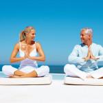 йога для 2